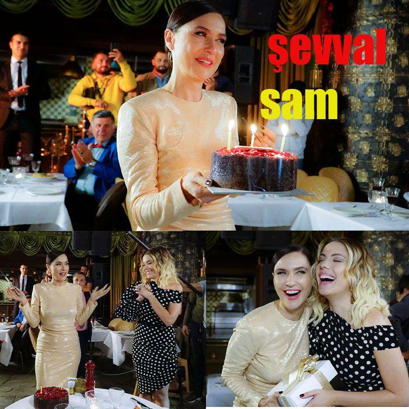 بیوگرافی شوال سام بازیگر ترکیه همراه با عکس های وی